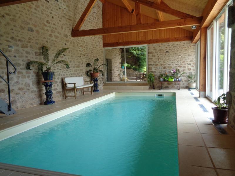 Vente maison / villa Bessines sur gartempe 418000€ - Photo 1