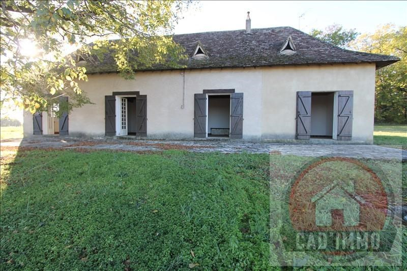 Vente maison / villa Sigoules 151000€ - Photo 1