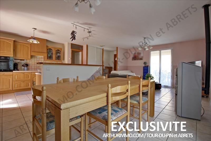 Sale house / villa Aoste 195000€ - Picture 3