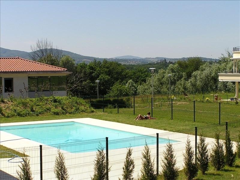 Sale apartment Charbonnieres les bains 445000€ - Picture 9