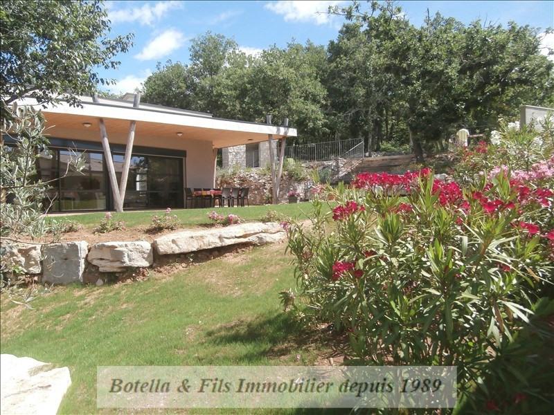 Vente de prestige maison / villa Ruoms 555000€ - Photo 1