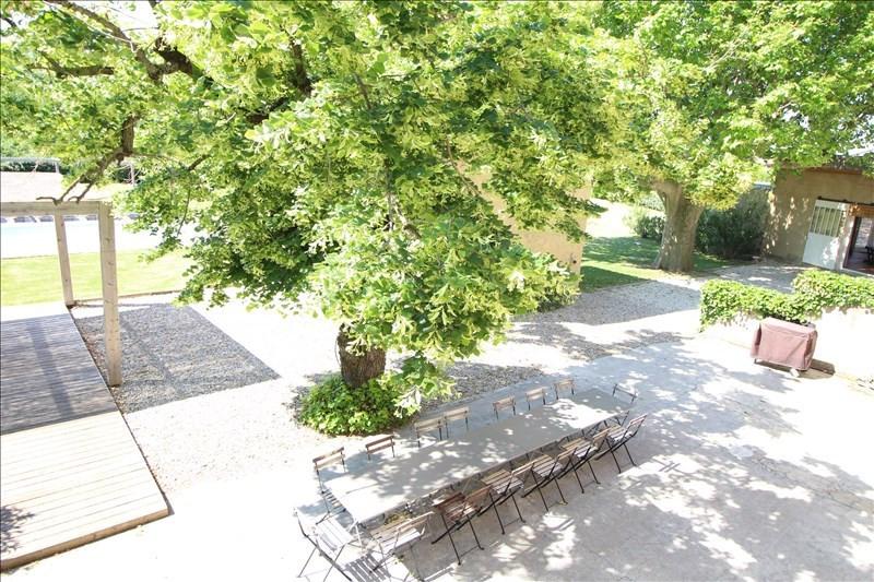 Revenda residencial de prestígio casa Montfavet 749990€ - Fotografia 1