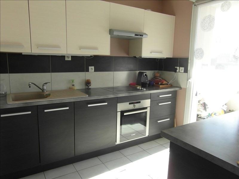 Vente appartement Pont de cheruy 168000€ - Photo 2