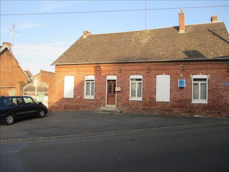 Sale house / villa St quentin 148600€ - Picture 1