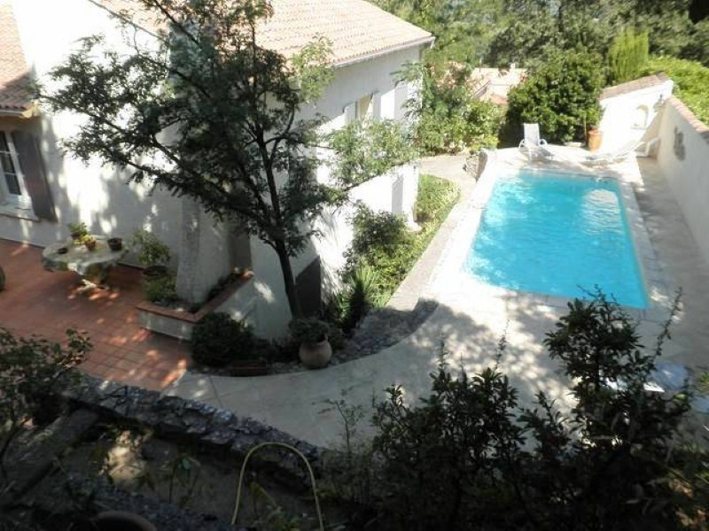 Vendita casa Bagnols sur ceze 295000€ - Fotografia 1