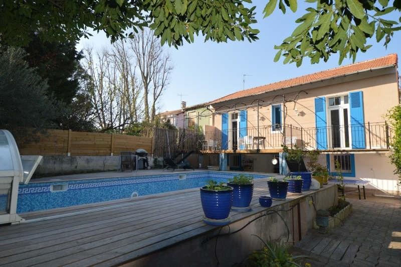 Vente maison / villa Avignon extra muros 408000€ - Photo 1