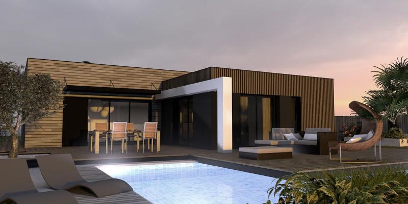 """Modèle de maison  """"Modèle de maison 6 pièces"""" à partir de 6 pièces Hauts-de-Seine par PRIMOBOIS HAUTS DE SEINE"""