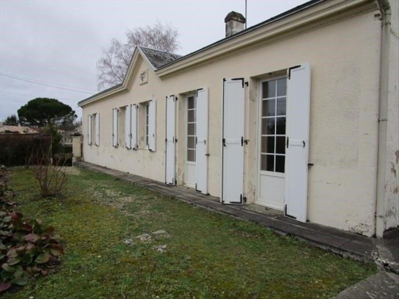 Sale house / villa Blaye 133750€ - Picture 1