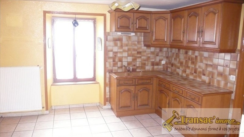 Vente maison / villa La chapelle agnon 97 650€ - Photo 3