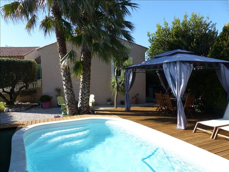 Vente maison / villa Valras plage 462000€ - Photo 1