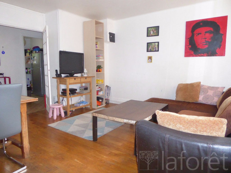 Sale apartment Villeurbanne 159 000€ - Picture 2