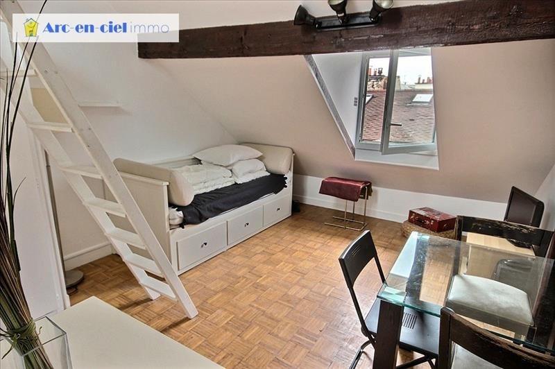 Location appartement Paris 3ème 895€ CC - Photo 1