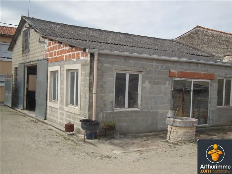 Sale house / villa Matha 253200€ - Picture 11