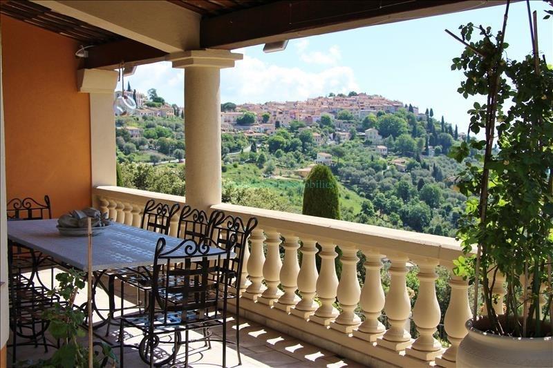 Vente de prestige maison / villa Cabris 1340000€ - Photo 5