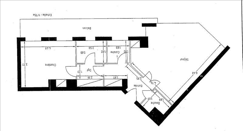 Revenda apartamento Levallois perret 411000€ - Fotografia 4