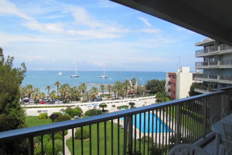 Vacation rental apartment Cap d'antibes  - Picture 2