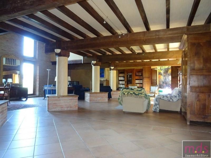 Venta de prestigio  casa Montastruc-la-conseillere 1260000€ - Fotografía 2