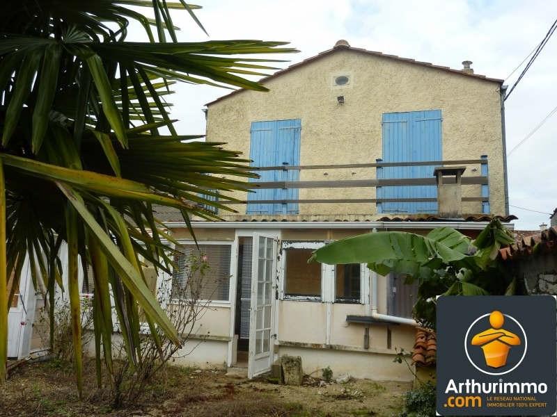 Sale house / villa Beauvais sur matha 64800€ - Picture 2