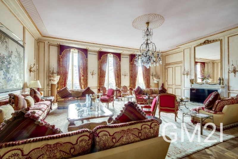 Vente de prestige appartement Paris 16ème 15 750 000€ - Photo 1