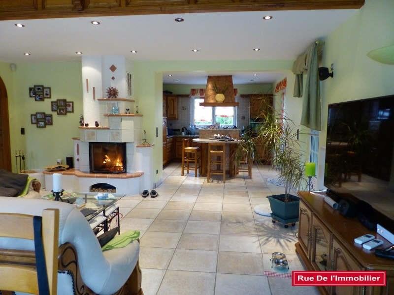 Sale house / villa Haguenau 389000€ - Picture 4