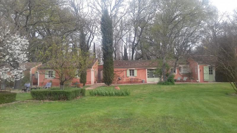 Vente de prestige maison / villa Vedène 785000€ - Photo 1