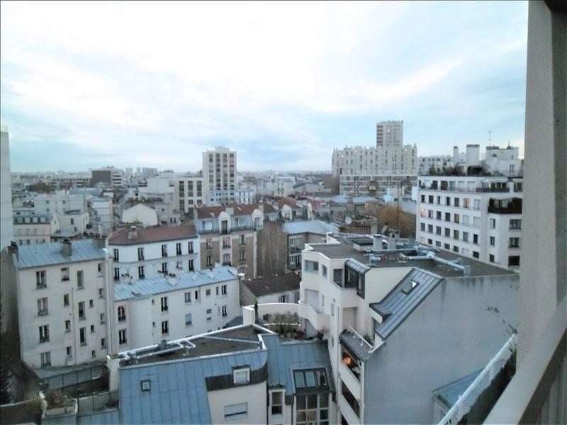 Rental apartment Paris 20ème 1100€ CC - Picture 5