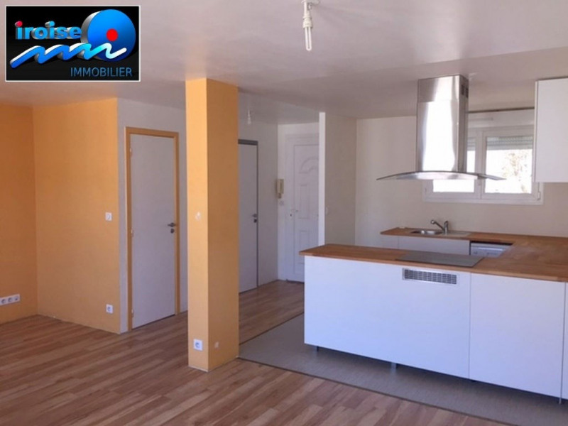Investment property apartment Brest 75 500€ - Picture 1