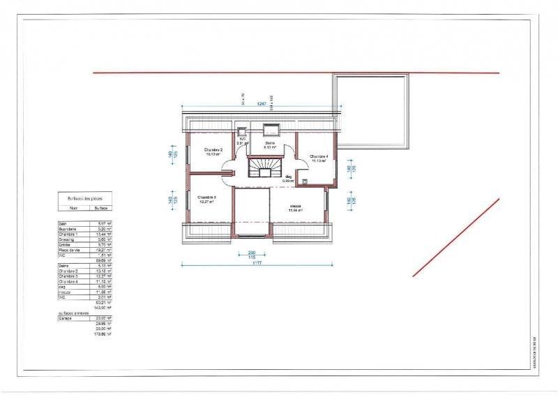 Sale house / villa Walbourg 448000€ - Picture 3