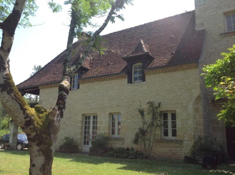 Sale house / villa Saint alvere 493500€ - Picture 2