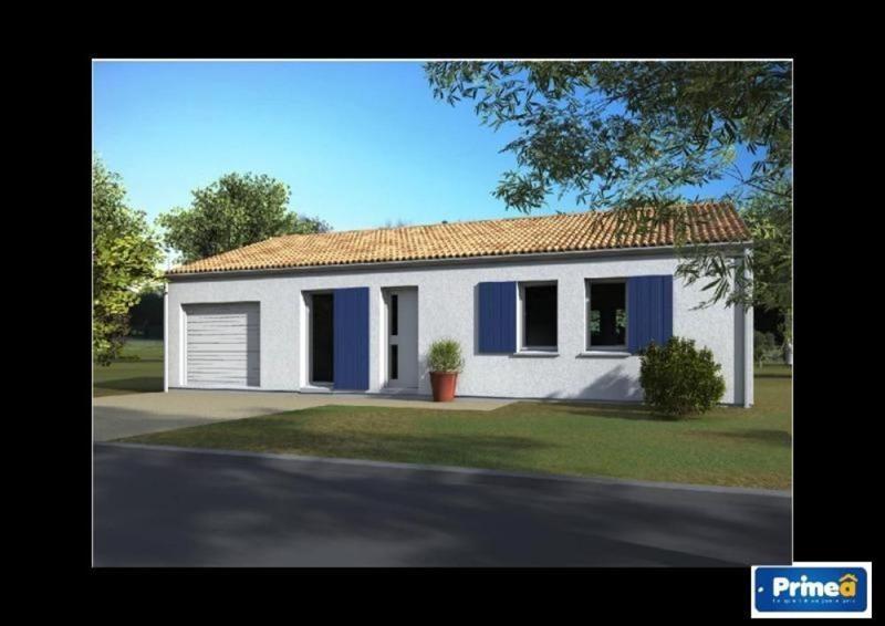 Maison  4 pièces + Terrain 523 m² Vairé par LOGIS DE VENDEE