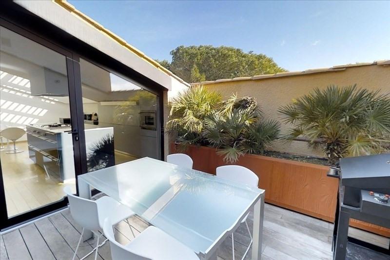 Deluxe sale apartment St cyprien plage 950000€ - Picture 5