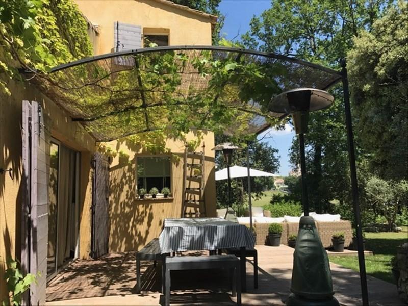 Vente de prestige maison / villa St cannat 787500€ - Photo 1