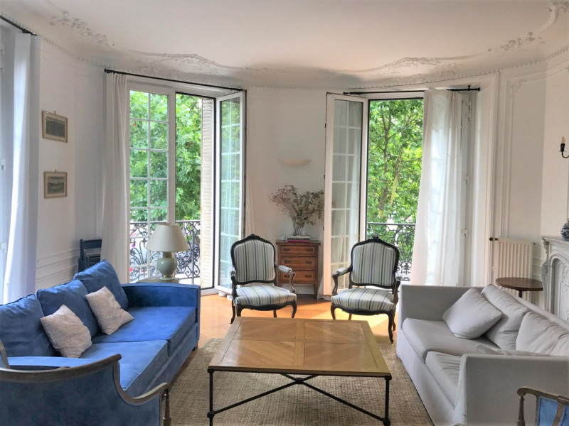 Rental apartment Paris 7ème 4 510€ CC - Picture 1