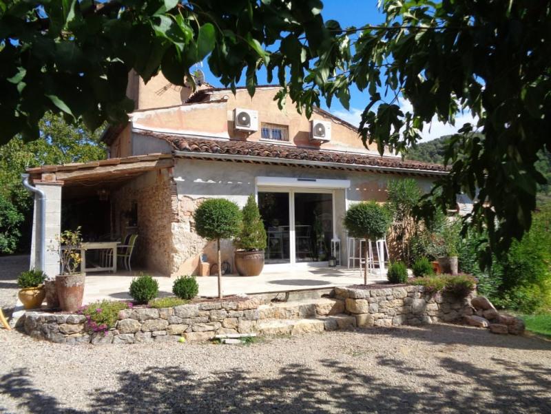 Sale house / villa Salernes 399000€ - Picture 1