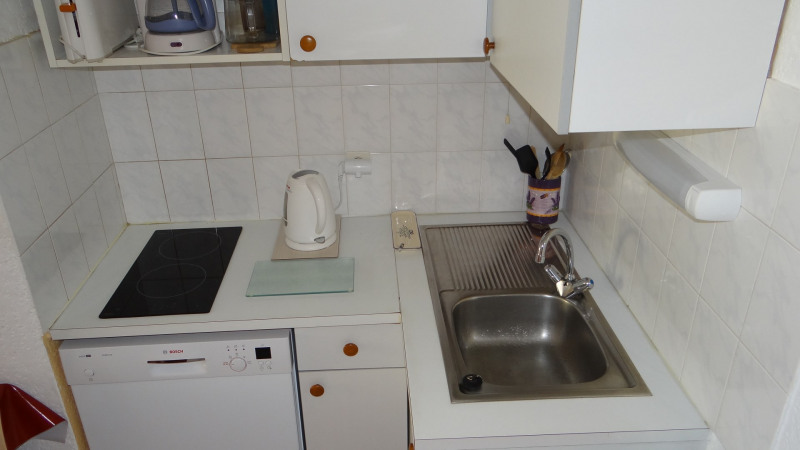 Vacation rental apartment Cavalaire 450€ - Picture 3
