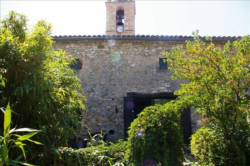 Vente maison / villa Goudargues 273000€ - Photo 1