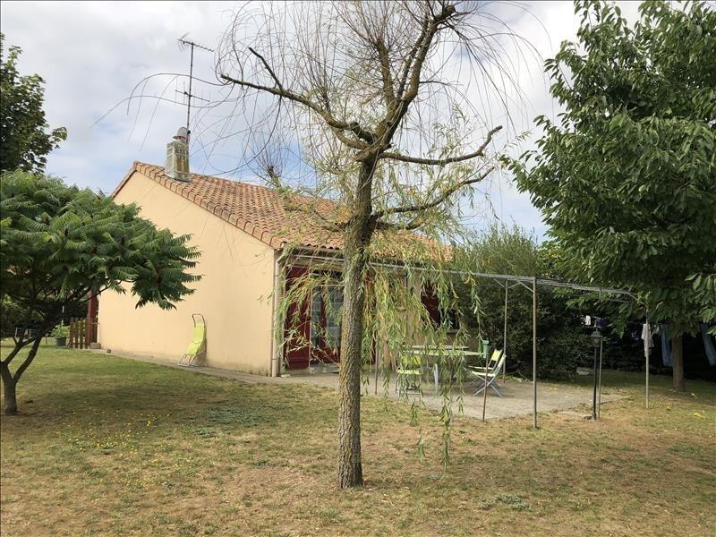 Vente maison / villa Jallais 150730€ - Photo 2
