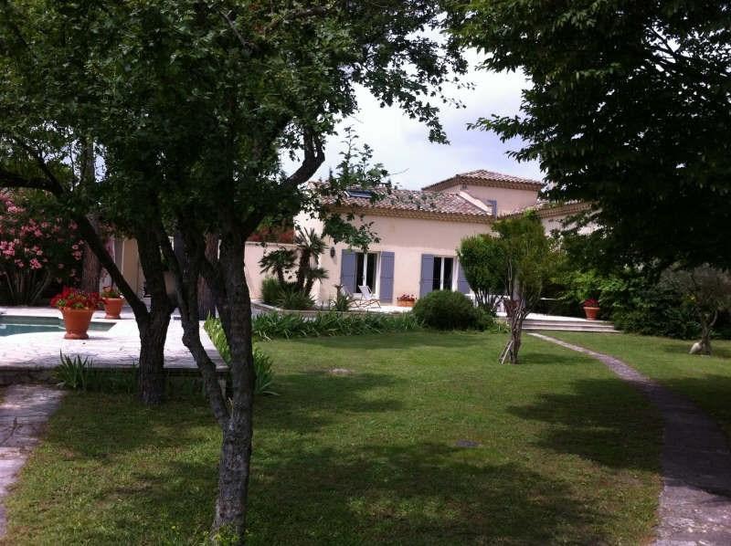 Verkoop van prestige  huis Entraigues sur sorgues 760000€ - Foto 3