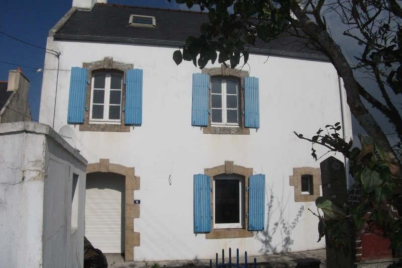 Vente maison / villa Plouhinec 156900€ - Photo 1