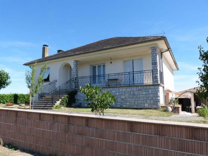 Vente maison / villa Mirandol bourgnounac 154000€ - Photo 1