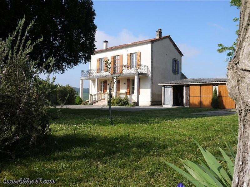Vente maison / villa Castelmoron sur lot 205000€ - Photo 1