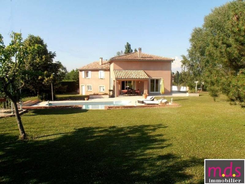 Vente de prestige maison / villa Lapeyrouse-fossat 425000€ - Photo 1