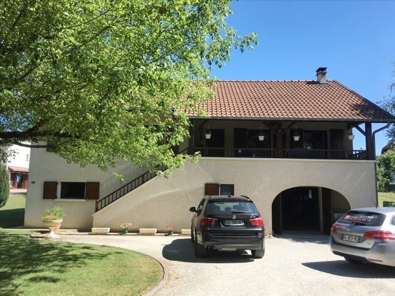 Verkoop  huis Morestel 285000€ - Foto 1