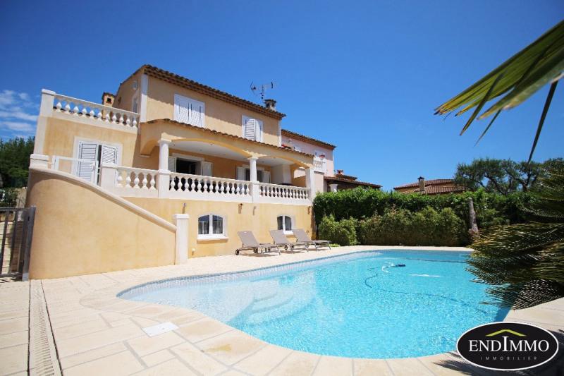 Deluxe sale house / villa Villeneuve loubet 755000€ - Picture 1