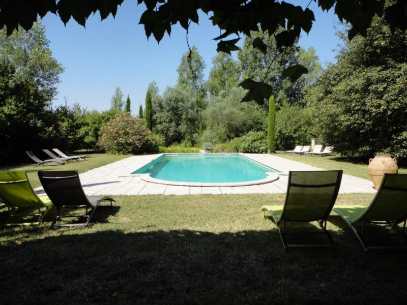 Deluxe sale house / villa Althen des paluds 1 350 000€ - Picture 13