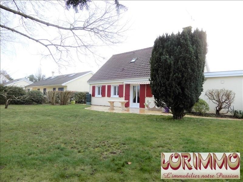 Sale house / villa Mennecy 379000€ - Picture 1