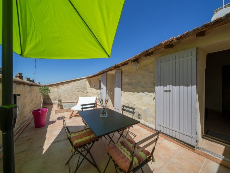 Vacation rental house / villa Barbentane 700€ - Picture 2