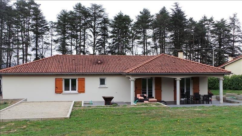 Vente maison / villa Villieu loyes mollon 338000€ - Photo 1