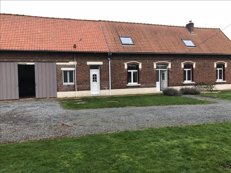 Vente maison / villa Bertincourt 146000€ - Photo 1