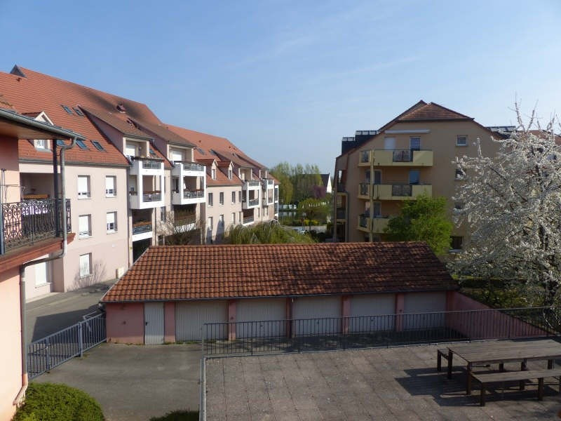 Sale apartment Saverne 133 250€ - Picture 1